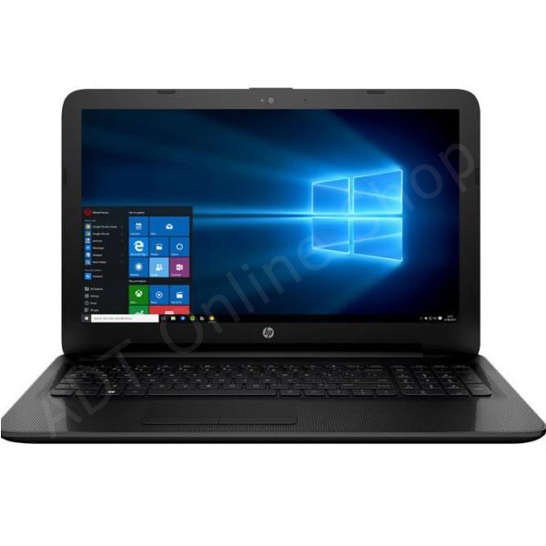 HP Notebook 14-ck0001TU (Jet Black)